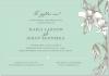 Iris Inbjudningskort