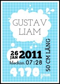 Splash Poster Doptavla