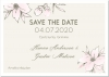 Lulu Flowers Save the date + kuvert