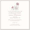 Poppy Inbjudningskort