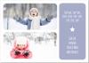 Tipp tapp Julkort