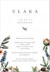 Verona Inbjudningskort