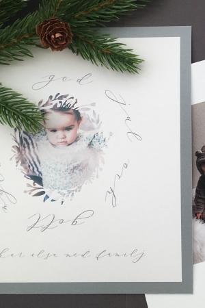 Julkort Fotokrans