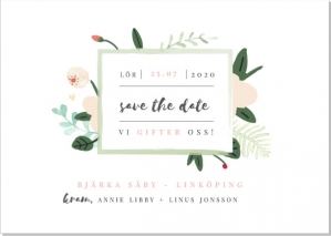 Mira Save the date
