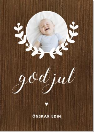 Tree Julkort