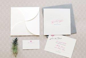Handla bröllopskort