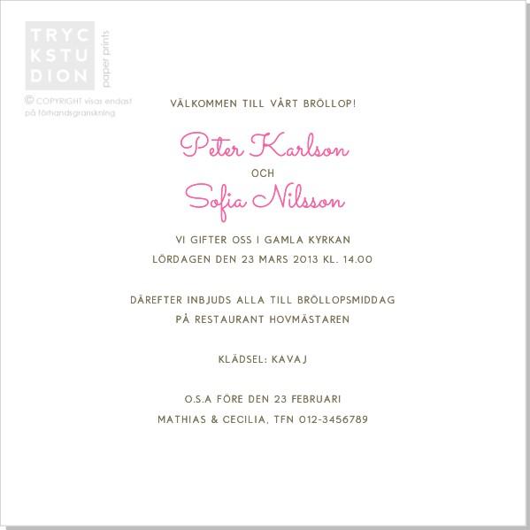 Printable Finskor Inbjudningskort