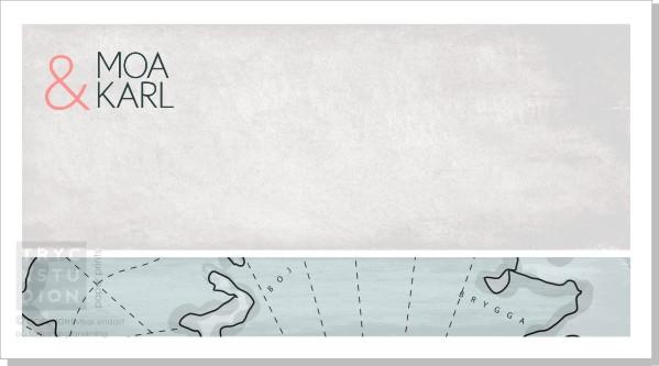 Printable Map Placeringskort