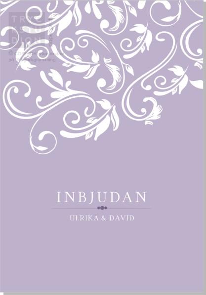 Printable Joy Inbjudningskort