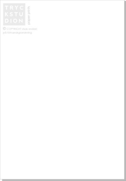 Printable Winter Frost Inbjudningskort