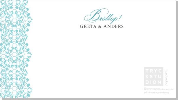 Printable Freja Placeringskort