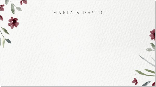 Printable Madeira Placeringskort